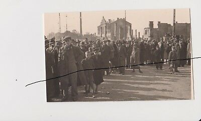 Old Poland Photo Original WWII The People. Poslka. Wojna. Ludzie