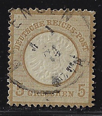 Germany / Deutsches Reich Stamps — 1872, Imperial Eagle Scott #20 — Lot 8791