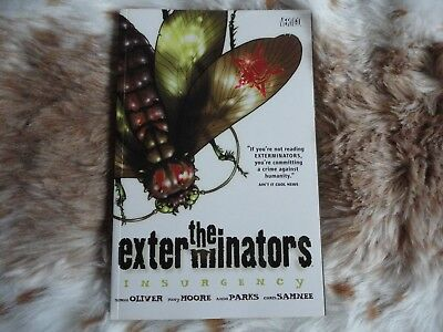 The Exterminators. Insurgency.Vol 2. Graphic Novel. Vertigo