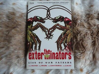 The Exterminators. Lies of Our Fathers.Vol 3. Graphic Novel. Vertigo