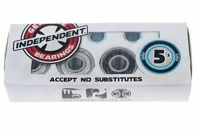 NEW Independent Bearings Abec 5