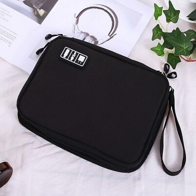 Portable Electronic Accessories Cable Drive Organizer Bag Travel Insert Case
