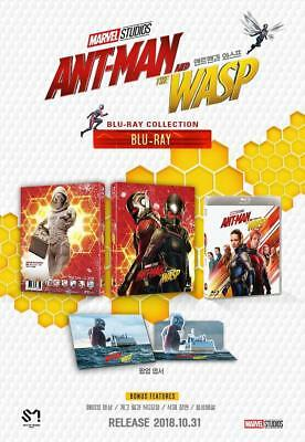 """"""" Ant-Man and the Wasp """"  Blu-ray (2D)"""