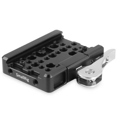 SmallRig Drop-In Baseplate (Manfrotto 501PL QR Plate Compatible)