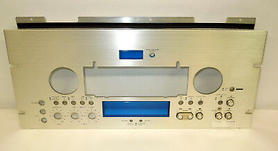PIONEER RT-901 Reel to Reel Recorder Tape Player Brushed Aluminum Faceplate
