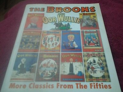 The Broons and Oor Wullie Album