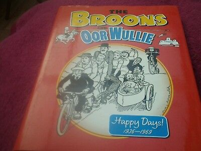 The Broons and OorWullie Album