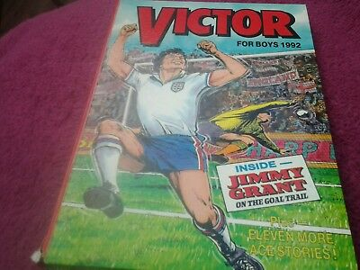 Victor book for boys 1992
