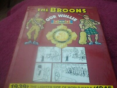 The Broons and Oor Wullie book At War