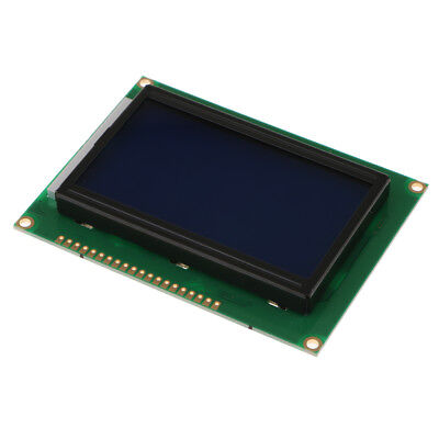 128x64 12864 5V Blue Backlight LCD Display Screen Module for Arduino ST7920