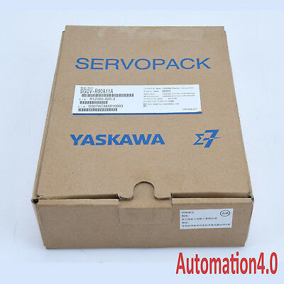 1PC NEW IN BOX Yaskawa Servo Drive SGDV-R90A11A One year warranty