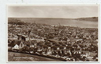 """""""""""postcard Dundee From Law,scotland"""""""""""