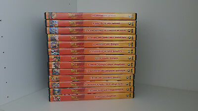 Dragon Ball Z the Movie da 1,2,3,4,6,7,8,9,11,12,13
