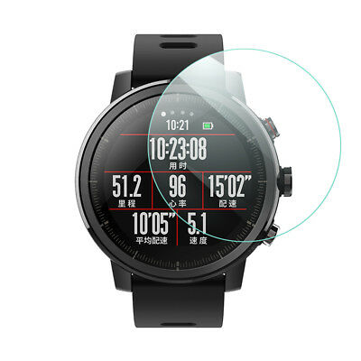 2PCS Screen Protective Anti-scratch Film For Huami Amazfit Stratos 2/2S Watch