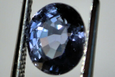 Ceylonese Sapphire natural stone 1.32 carat oval 7 x 6 mm NB More Gems Available