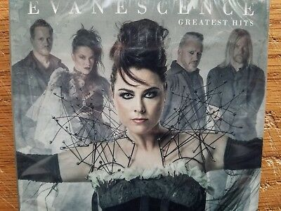 2CD Evanescence The BEST MUSIC HITS Collection