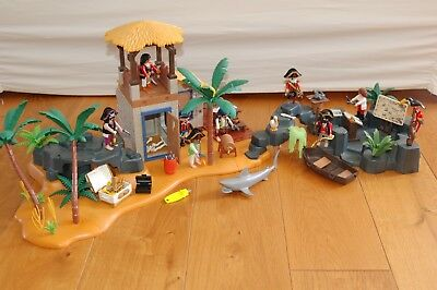 PLAYMOBIL Piratenlagune, Piraten