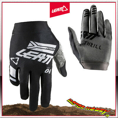 Guanto Glove Cross Enduro Quad Leatt Gpx 1.5 Gripr Black Taglia L