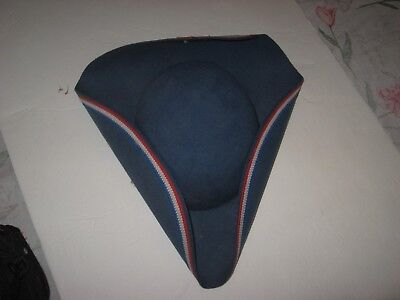 one American Revolution colorful hat- size 6 7/8.