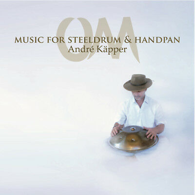 OM- Music for Steeldrum & Handpan