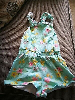 Baby Girls Playsuit Age 2-3 Years