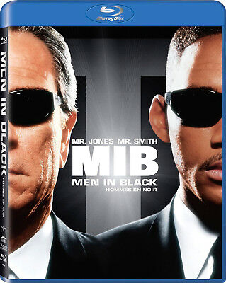 Men in Black [Blu-ray] New & Sealed!!