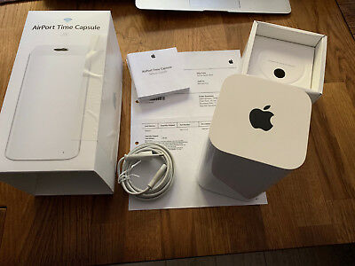 Apple AirPort Time Capsule 2TB,Extern,7200RPM Top !!
