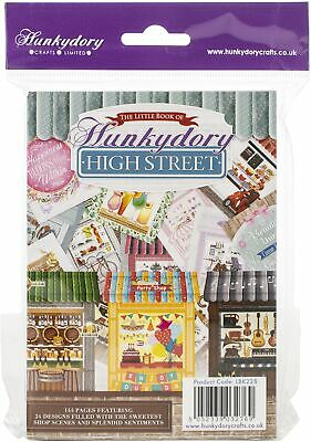 Hunkydory The Little Book of the High Street LBK228