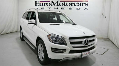 2015 Mercedes-Benz GL-Class 4MATIC 4dr GL 450 mercedes benz used truck 14 15 16 gl 450 gl450 suv white black navigation awd