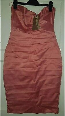 Women's cocktail/prom/wedding/occasions dress. New with tags. Size UK 10.