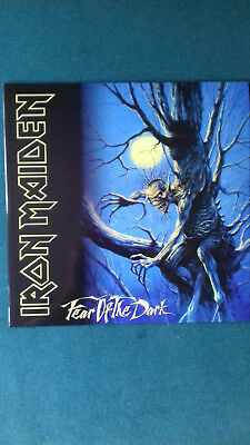 Iron Maiden: Fear of the dark 2x LP (Parlophone Records 2015)