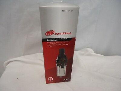 NEW Ingersoll Rand Combination Air System Accessories- 1/2in, Filter, Regulator