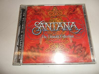 CD  Santana - The Ultimate Collection