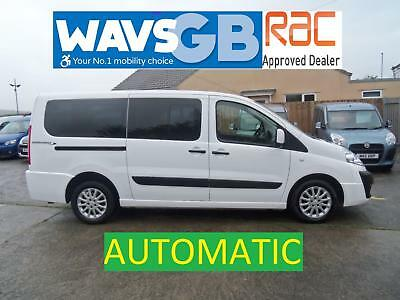 Peugeot Independence SE Auto Wheelchair Access Vehicle WAV