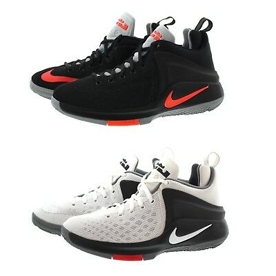 the best attitude 3d97c d642f Nike 860272 Kids Youth Boys Girls Lebron James Zoom Witness Mid Shoes  Sneakers