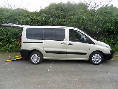 Peugeot Expert Tepee Comfort 1.6 HDI MPV Wheelchair Accessible Disabled Car