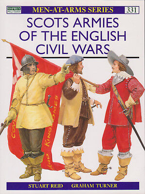 Osprey Men-at-Arms 331 Scots Armies of the English Civil War