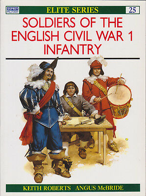 Osprey Elite 25  Soldiers of the English Civil War 1 Infantry