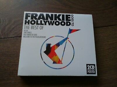 The Best of Frankie Goes To Hollywood Cd