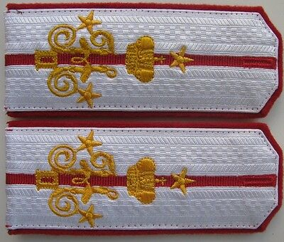 Shoulder straps Centurion Cossack troops M1914 Russian Imperial Army WW1 Replica
