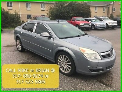 2007 Saturn Aura XR 2007 Saturn Aura XR Used Automatic FWD Sedan Moonroof Blue