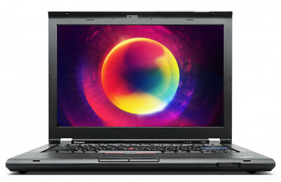 Lenovo ThinkPad T420i i3 2.10GHz 4GB 320GB HDD WLAN WWAN DVD Cam BT Win10 /7 Pro
