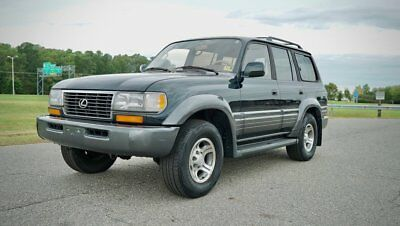 1997 Lexus LX 450 Luxury Wagon 4dr Wgn 2 OWNER LX450 / LAND CRUISER / FJ80 / DEALER SERVICED / AMAZING COND.