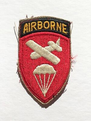 Vintage/Original WWII Airborne Command, US Army Patch