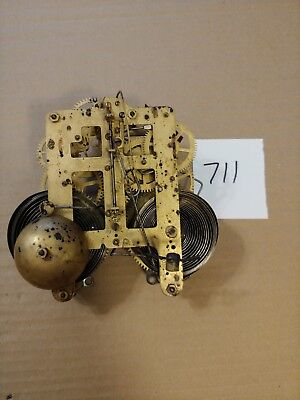 Seth Thomas Cathedral Arch Mantle Clock 89 C Movement