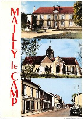 10-Mailly Le Camp-N°238-C/0281