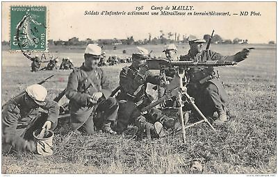 10-Camp De Mailly-N°208-C/0175
