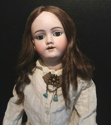 "Antique German Handwerck 119-13 5 - 26 "" Bisque Head Doll French Trade?"