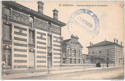 18-Bourges-N°C-3637-E/0203