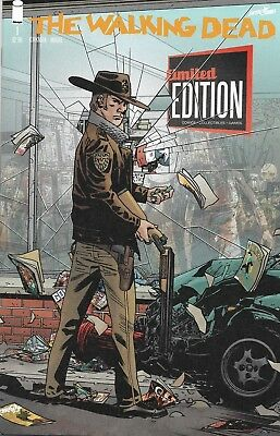 The Walking Dead #1 15th Anniversary Limited Edition Comics Store Variant Image